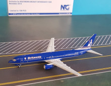 NG Models Britannia Airways 737-800 OY-SEB 1/400