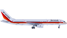NG Models British Airways Boeing 757-200 G-BKRM 'air europe livery' 1/400