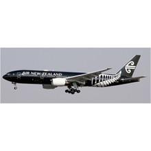 JC Wings Air New Zealand Boeing 777-200ER All Blacks Livery ZK-OKH 1/200