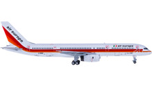 NG Models air europe Boeing 757-200 G-BNSE 'Italian flag' 1/400
