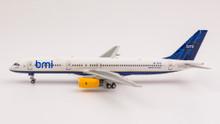 NG Models BMI British Midland Boeing 757-200 TF-FII 'Hybrid of BMI &Icelandair' 1/400