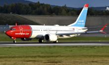 JC Wings Norwegian Boeing 737-8 Max UNICEF Livery LN-BKC 1/400