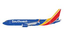 GeminiJets Southwest Boeing 737 MAX-8 N8706W 1/200 G2SWA757