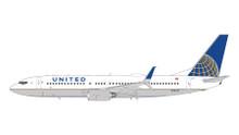 GeminiJets United Boeing 737-800(S) N14237 1/200 G2UAL759