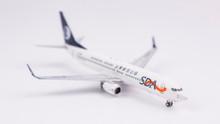 NG Models ShanDong Airlines Boeing 737-800W B-1359 1/400