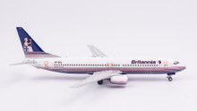 NG Models Britannia Airways Boeing 737-800 OY-SEA 1/400