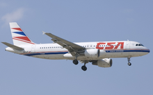 Inflight200 CSA Czech Airlines Airbus A320-214 OK-LEE 1/200