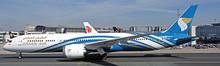 Inflight200 Oman Air Boeing 787-9 Dreamliner A4O-SC 1/200