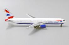 JC Wings British Airways Boeing 767-300ER G-BZHA 1/400 XX4086