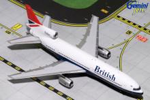 GeminiJets British Airways L-1011-1 (Negus Livery) G-BBAG 1/400 GJBAW137