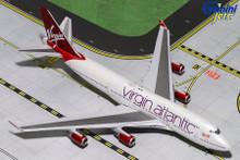 GeminiJets Virgin Atlantic Boeing 747-400 G-VBIG 1/400 GJVIR1799