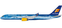 "Herpa Icelandair Boeing 757-200 ""80 Years of Aviation"" - TF-FIR ""Vatnajökull"" 1/200 611848"