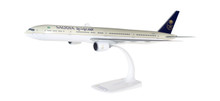 Herpa Saudia Boeing 777-300ER 1/200 Snap Fit