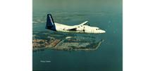 Herpa KLM Cityhopper Fokker 50 1/200