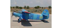 Herpa Ukrainian Navy Antonov AN-2 - Naval Aviation Squadron, Kulbakino Air Base 1/200