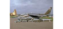 Herpa Luftwaffe Dassault-Breguet / Dornier Alpha Jet A - Erprobungsstelle 61 1/72
