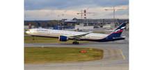 """Herpa Aeroflot Boeing 777-300ER """"M. Kutuzov"""" 1/200 612333"""