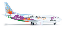 "Herpa Western Pacific Boeing 737-300 ""Colorado Springs"" 1/500"