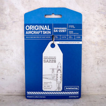 Aviationtag Swearingen SA 226-T - White N-103PA