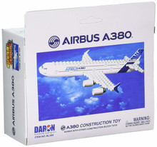 Best Lock PP-BL380 Daron Airbus A380 Construction Toy
