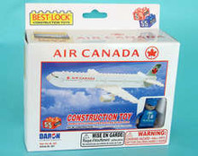 Best Lock Toy Air Canada 55 Piece toy