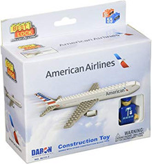 Best Lock American Airlines 55 Piece Set Toy