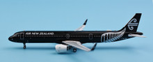 Panda Models Air New Zealand A321 ZK-NNA 1/400
