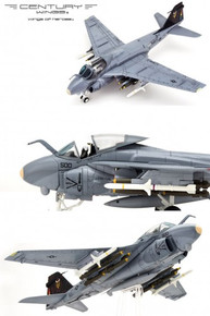 Century Wings A-6E Intruder US Navy VA196 Main Battery 1/72