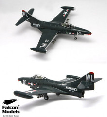 "Falcon Models F9F-5  Panther VMF-311 ""Ted Williams"" USMC 1/72 FM721005"