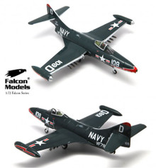 Falcon Models F9F-5 flown by Lt J.J. MacBrien RCN/DFC FM721011