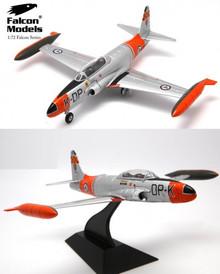 Falcon Models T-33 T-Bird, slv 718, RNoAF, Sola 1/72 FM722019