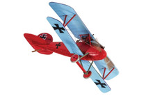 Corgi Albatros DV 2059/17, Manfred von Richthofen, JG1, Marckebeke, Late August 1917 1/48