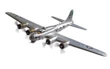 Corgi Boeing B-17G Flying Fortress 44-6009 'Flak Eater', 364th BS/305th BG USAAF 8th Air Force, August 1944 1/72