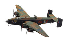 Corgi Handley Page Halifax B.III LV937/MH-E 'Expensive Babe', RAF No.51 Squadron, Snaith, March 1945 – Halifax Centurion 1/72