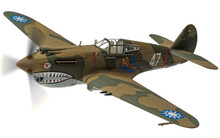 Corgi Curtiss Hawk 81-A-2 P8127 'White 47', Robert 'R.T' Smith, 3rd Sqn AVG 1/72