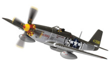 Corgi North American P-51D Mustang 44-13586/C5-T 'Hurry Home Honey', USAAF 1/72