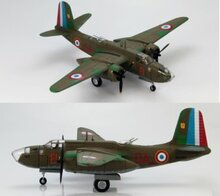 HobbyMaster A-20 Boston Mk.IV 342Sqn Lorraine set of 4 1/72
