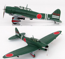 "HobbyMaster Aichi D3A1 Val Carrier Zuikaku, ""Battle of Coral Sea"" 1/72"