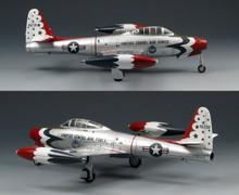 HobbyMaster F-84G Thunderjet Thunderbird 1953 show season 1/72