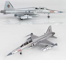HobbyMaster F-5F Tiger II Taiwan HA3356 1/72