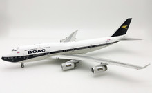 Inflight200 BOAC-British Airways Boeing 747-400 G-BYGC 1/200