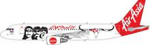 Phoenix Thai AirAsia Airbus A320 HS-ABJ 1/400