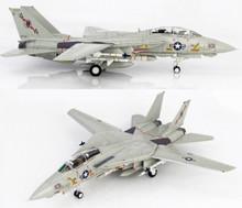 HobbyMaster US Navy F-14A Tomcat VF-74 1/72