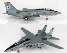 HobbyMaster US Navy F-14A Tomcat Anna VF-41 USS Enterprise 2001 1/72