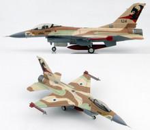 "HobbyMaster Israeli Air Force F-16A/Netz Tayaset 115 ""Flying Dragon Squadron"" 1/72"