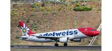 Herpa Edelweiss Air Airbus A320 1/200 559584