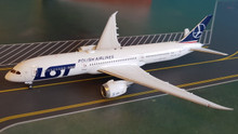 JC Wings LOT Polish Airlines Boeing 787-9 1/400