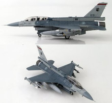 HobbyMaster Singapore Air Force F-16D Fighting Falcon 140 Sqn Singapore 1/72