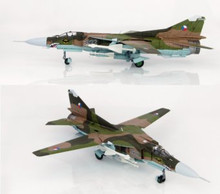 HobbyMaster Czech Air Force Mig 23MF Ceske Budejovice AB, CEF 1992 1/72