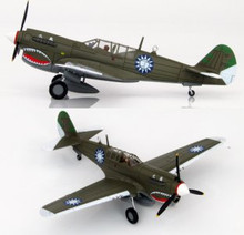 HobbyMaster Chinease Air Force P-40N Warhawk China 1944 1/72